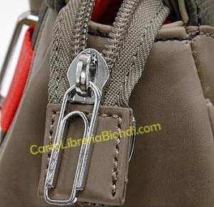 fiat 500 small bag particolare zip