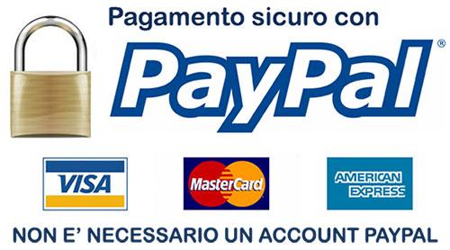 Premio Sicurezza di Paypal per Cartolibreria Biondi