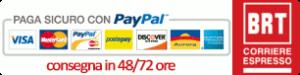 Premiati da Paypal per la qualita' del servizio