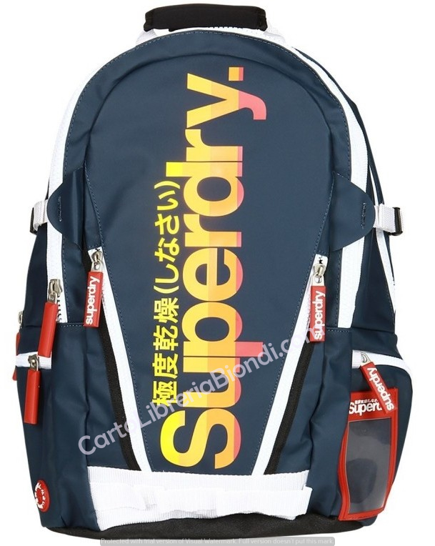 Zaino SUPERDRY Mesh CALIFORNIA