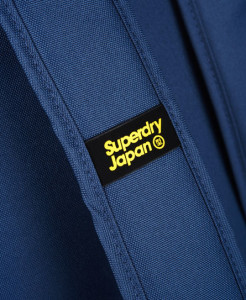 florida zaino superdry navy logo