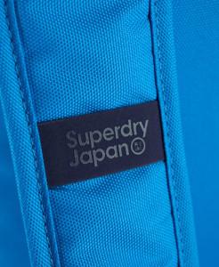 superdry azzurro marchio