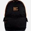 Superdry Zaino True Montana Black/Jaffa