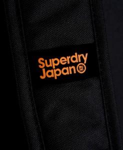 superdry nero marchio