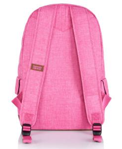 zaino contrast montana rosa retro