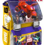 Zaino Big Hero 6 Primino Estensibile+Gadget Omaggio