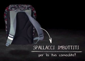 PACKSTER SPALLACCI