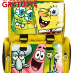 Zaino SpongeBob Estensibile Imbottito