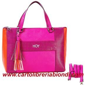 Hoy Make Up Haiti Hand Bag