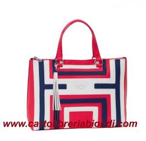 HOY Squared Haiti Hand Bag