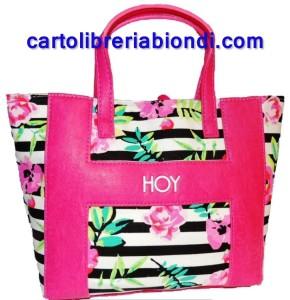 Havana mini bag shopping flowers