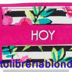 HOY Hippie Mini Wallet Flowers
