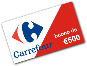 Buono Spesa Carrefour