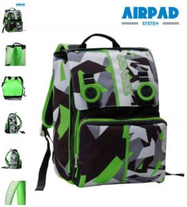 Zaino Sdoppiabile Jog AIRPAD SYSTEM