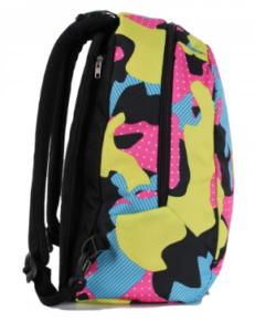 ZAINO THE DOUBLE - COLOR CAMOUFLAGE6