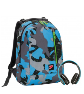 ZAINO THE DOUBLE - COLOR CAMOUFLAGE9