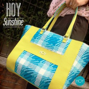Cool e colorata la mia Hoy Sunshine