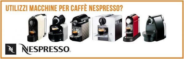 Vinci una Macchina Nespresso e 1 Anno di Fornitura Capsule