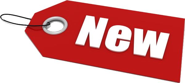 news, novitá