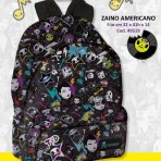 Zaino Americano TOKIDOKI Rock