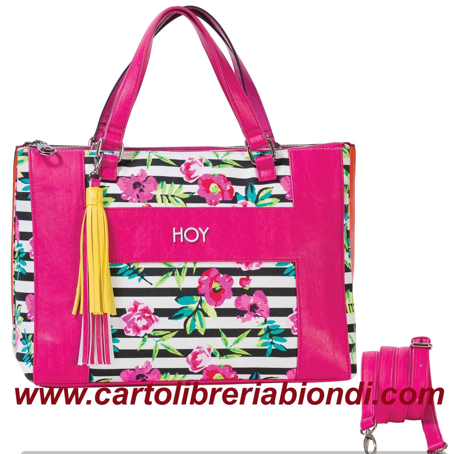 HOY Flowers Haiti Hand Bag