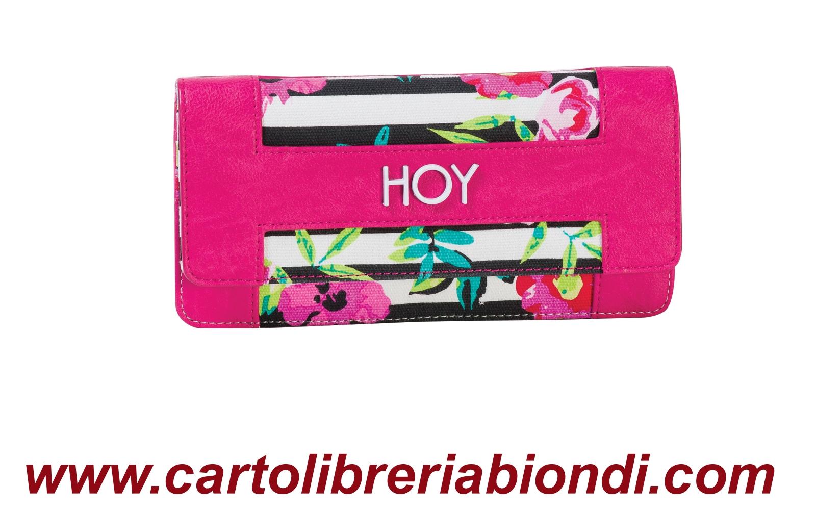 HOY Flowers Happy Portafoglio
